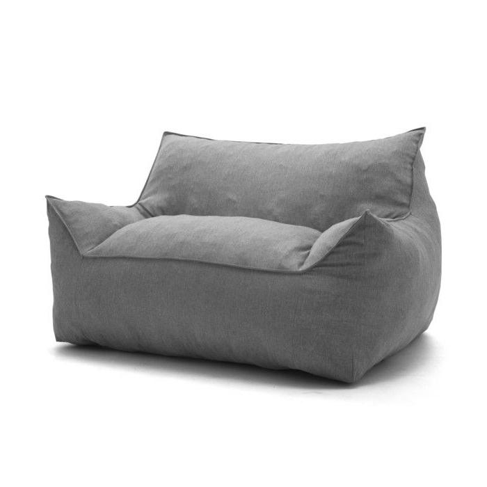 Bean Bag Sofa In Most Current Bean Bag Sofa Chairs (View 4 of 20)