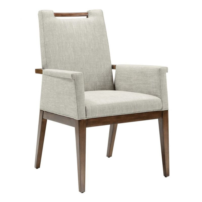 Belle Meade Signature Liv Luxe Danish Dining Arm Chair (View 2 of 20)