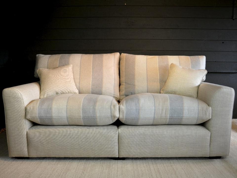 Bespoke Sofa With Famous Devon Ii Arm Sofa Chairs (Gallery 15 of 20)