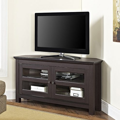 Best And Newest 24 Inch Corner Tv Stands With Regard To Top 10 Best Corner Tv Stands In 2019 Reviews (Gallery 16 of 20)