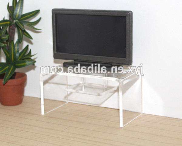 Best And Newest Clear Acrylic Television Tv Stand 15Mm – Buy Tv Stand,television Pertaining To Acrylic Tv Stands (Gallery 7 of 20)