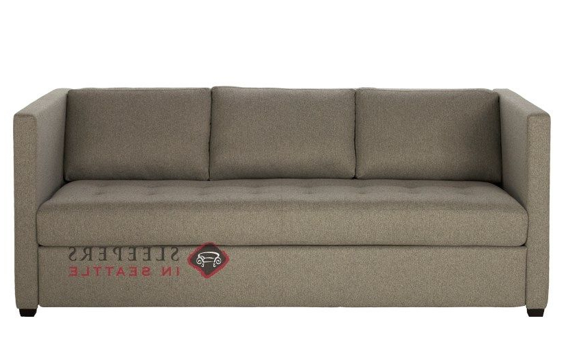 Best And Newest Gwen Sofa Chairs For American Leather Gwen Comfort Sleeper (Generation Vii) – All Sizes (Gallery 17 of 20)