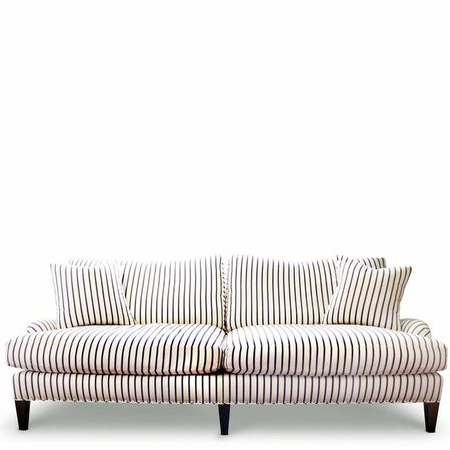 Best And Newest Sheldon Navy And White Striped Sofa (View 2 of 18)