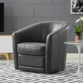 Best And Newest Sofas & Armchairs With Regard To Umber Grey Swivel Accent Chairs (View 18 of 20)