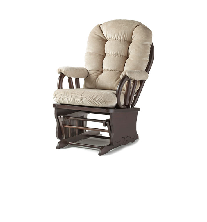 Best Home Furnishings Within Trendy Decker Ii Fabric Swivel Glider Recliners (View 18 of 20)