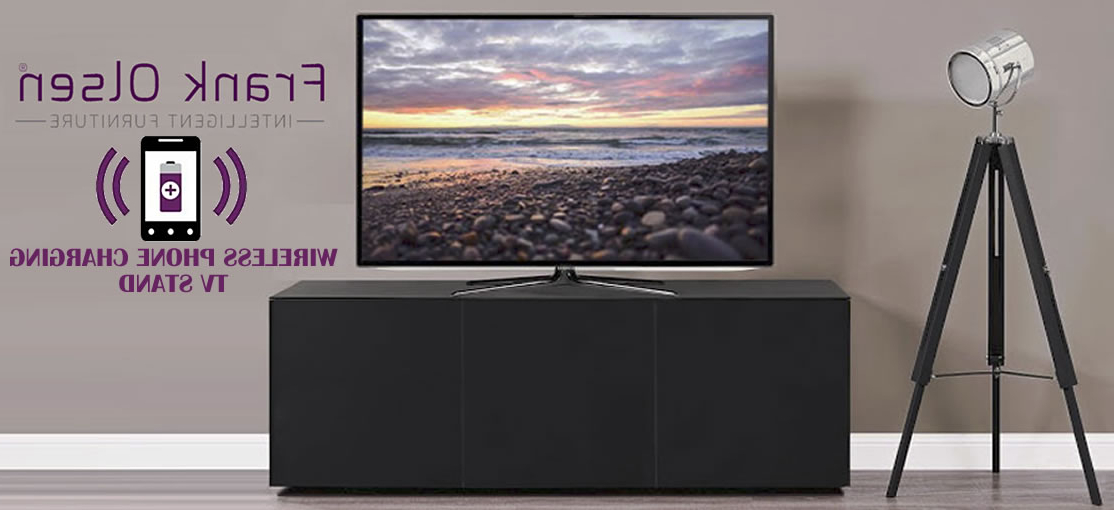 Big Tv Stands Furniture Within 2017 Big Av – For Tv And Av Stands (View 6 of 20)
