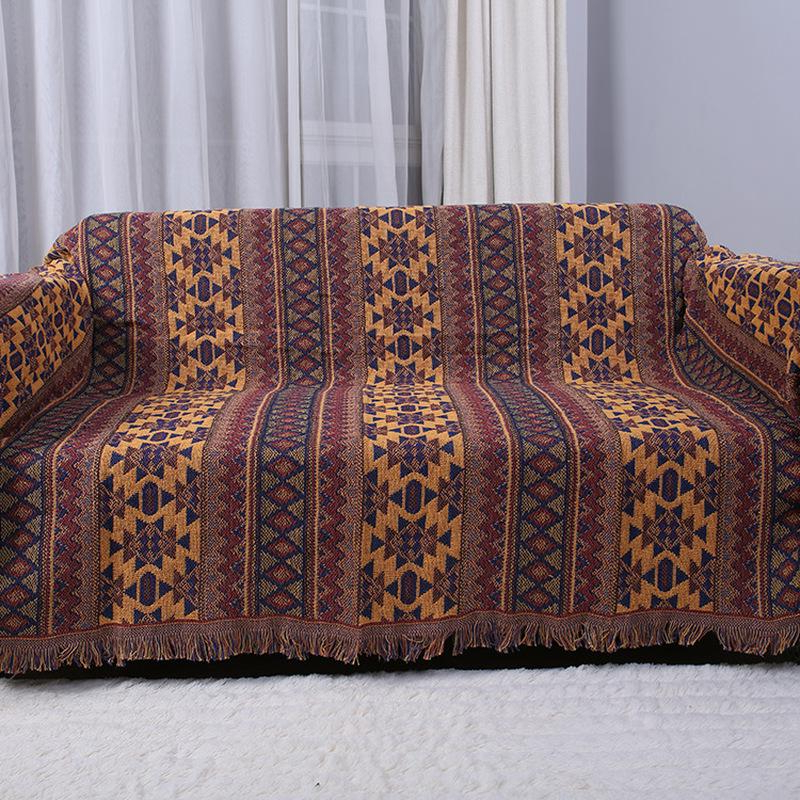 [%Bohemian Plaid Soft Blankets Sofa Chair/bed 100%cotton Jacquard In Newest Cotton Throws For Sofas And Chairs|Cotton Throws For Sofas And Chairs Inside Current Bohemian Plaid Soft Blankets Sofa Chair/bed 100%cotton Jacquard|Newest Cotton Throws For Sofas And Chairs Intended For Bohemian Plaid Soft Blankets Sofa Chair/bed 100%cotton Jacquard|Most Recent Bohemian Plaid Soft Blankets Sofa Chair/bed 100%cotton Jacquard In Cotton Throws For Sofas And Chairs%] (View 6 of 20)