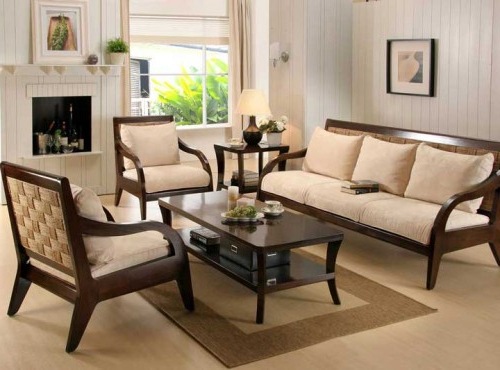 Buy Wicker And Rattan Furniture For Living Room: Unicane Furniture Pertaining To Most Current Cheap Sofa Chairs (View 2 of 20)