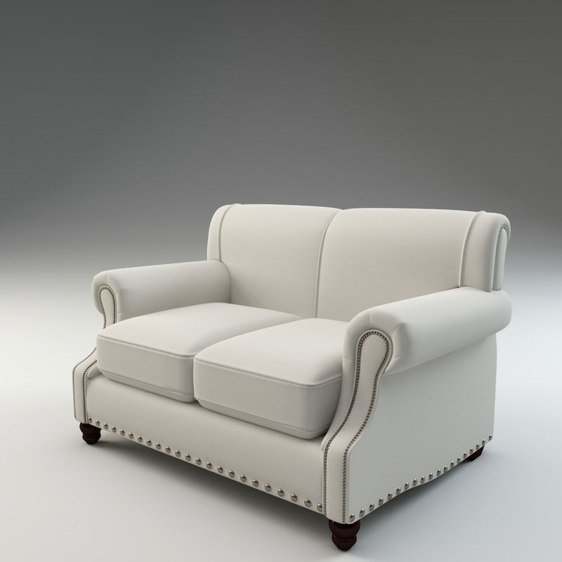 C4d Landry Loveseat Seat With Regard To Most Current Landry Sofa Chairs (View 11 of 20)