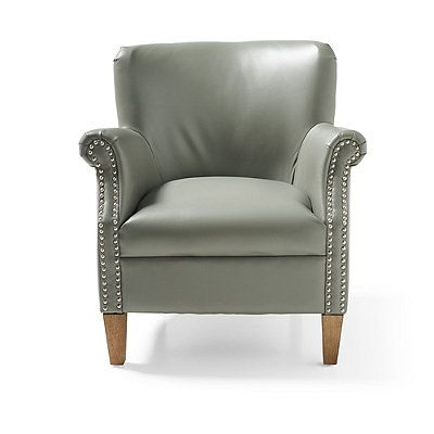 Featured Photo of Grandin Leather Sofa Chairs