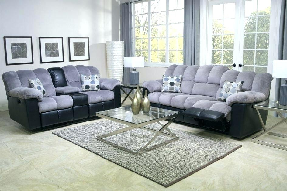 Featured Photo of Caressa Leather Dark Grey Sofa Chairs