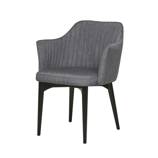 Carter Timber Leg Ch – Dining Chairs & Office Chairs – Browse In Recent Liv Arm Sofa Chairs (View 3 of 20)