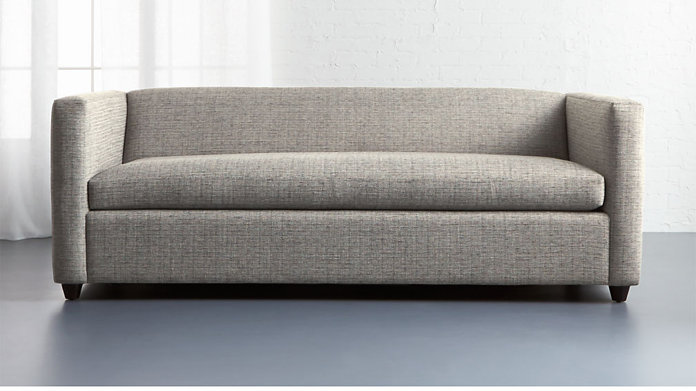 Cb2 Intended For Trendy Convertible Sofa Chair Bed (View 14 of 20)