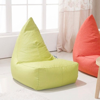 Cheap Small Kids Bean Bag Chair,single Mesh Fabric Lazy Beanbag Sofa Inside Well Known Bean Bag Sofa Chairs (View 6 of 20)