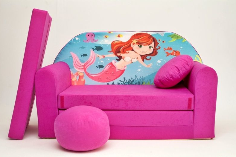 Childrens Sofa Bed Chairs With Best And Newest Childrens Sofa Bed Chair (View 9 of 20)