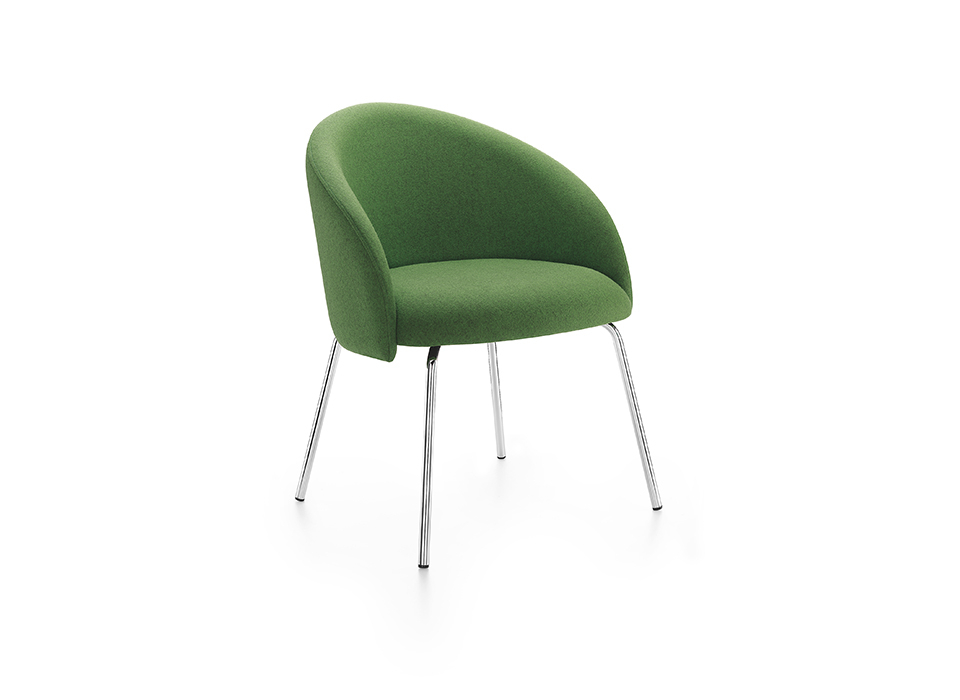 Chill – Boss Design In Most Recent Chill Swivel Chairs With Metal Base (View 3 of 20)