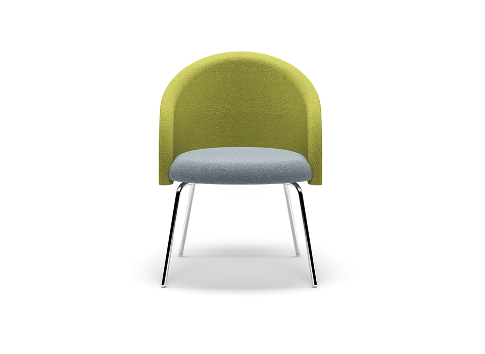 Chill – Boss Design Intended For Favorite Chill Swivel Chairs With Metal Base (View 4 of 20)