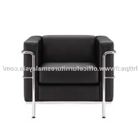 Contemporary Office Waiting Room Single Seater Sofa – Modern Sofa Within Trendy Office Sofa Chairs (View 7 of 20)