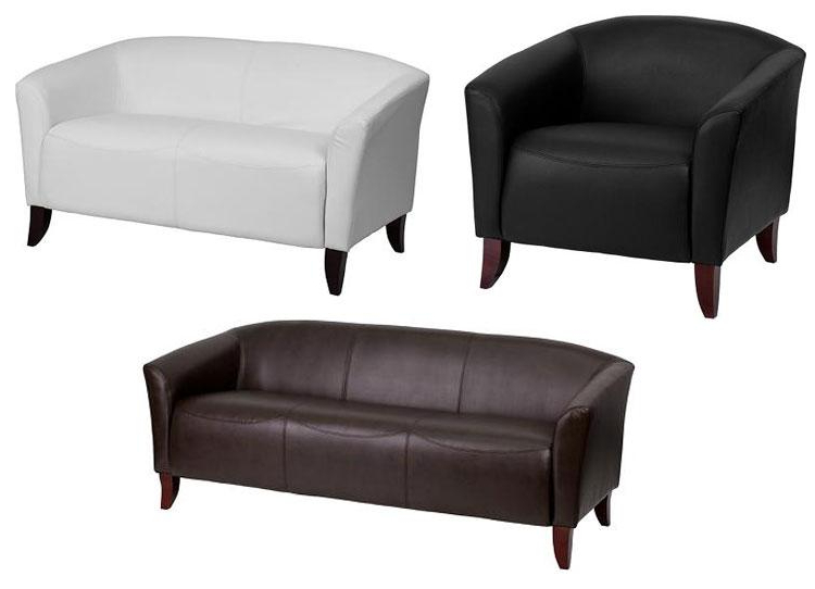 Contemporary Reception Furniture For Best And Newest Sofa Desk Chairs (View 3 of 20)