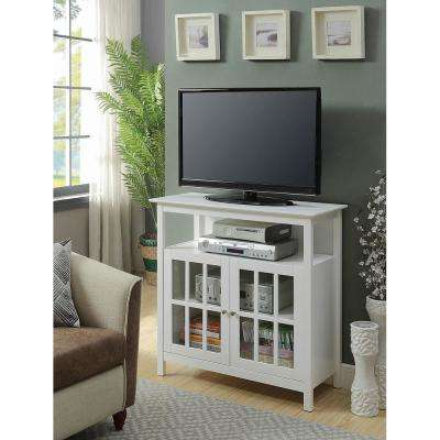 Convenience Concepts – Wood – Pick Up Today – Tv Stands – Living Regarding Newest Big Tv Stands Furniture (View 10 of 20)