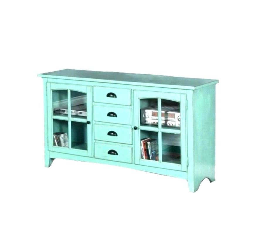 Current Annabelle Blue 70 Inch Tv Stands Regarding Blue Tv Console Astonishing Console Tables Amazing With Storage Best (View 7 of 20)