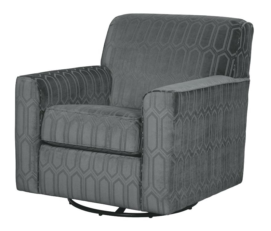 Current Circuit Swivel Accent Chair Living Spaces Swivel Accent Chair Swivel With Amari Swivel Accent Chairs (View 10 of 20)