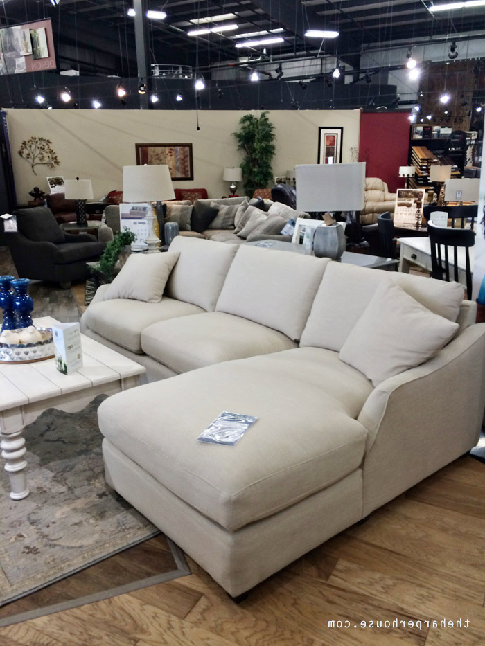 Current Magnolia Home Foundation Leather Sofa Chairs Within Magnolia Home Furniture – Real Life Opinions (View 8 of 20)
