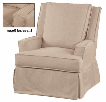 Current Slipcover Gliders Intended For Abbey Swivel Glider Recliners (View 9 of 20)