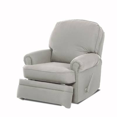 Dale Iii Polyurethane Swivel Glider Recliners Intended For 2018 Darby Home Co Dale Manual Glider Recliner & Reviews (View 14 of 20)
