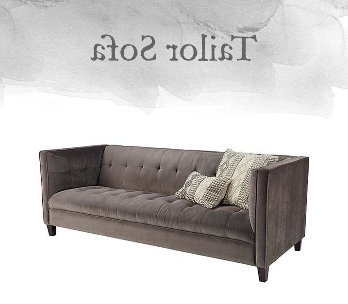 Design For Magnolia Home Dapper Fog Sofa Chairs (Gallery 6 of 20)
