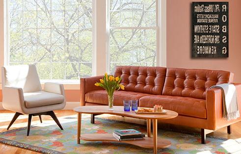 Designer Sofas Boston (View 5 of 20)
