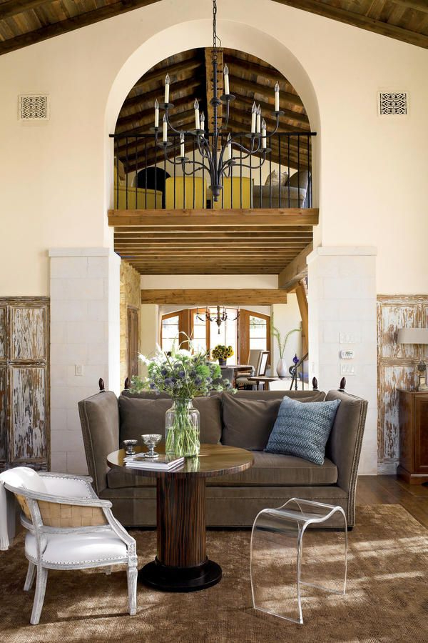 Escondido Sofa Chairs Within Newest Living Room – Texas Escondido Idea House Tour – Southernliving (View 17 of 20)