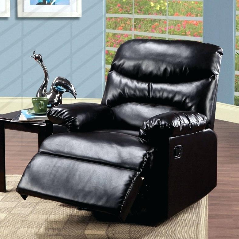 Espresso Leather Swivel Chairs With Regard To Well Liked Bonded Leather Recliner Espresso Olivia Swivel Chair – Ceramicsnmore (View 7 of 20)