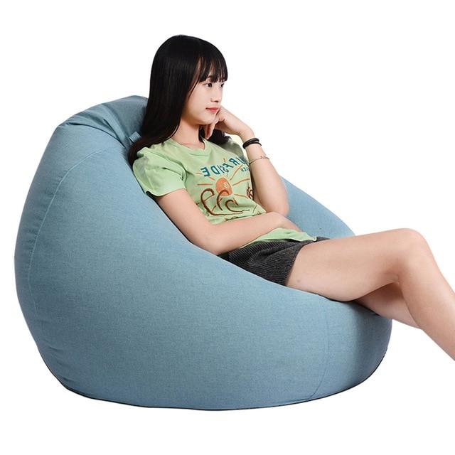 Famous Bean Bag Sofa Chairs In Adults Kids Bean Bag Chair Sofas Living Room Lounger Bean Bags Sofas (View 7 of 20)