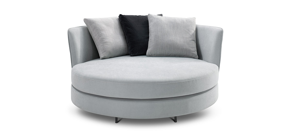 Famous Circle Sofa Chairs In Sofas, Modular Sofas, Designer Lounges, Sofabeds & Recliners In (View 7 of 20)