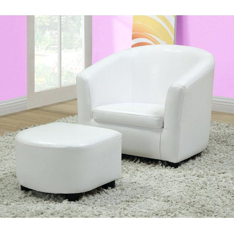Famous Kids Chair With Ottoman Kids Sofa Chair And Ottoman Set Zebra With Regard To Kids Sofa Chair And Ottoman Set Zebra (View 4 of 20)