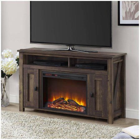 Farmington Electric Fireplace Tv Console For Tvs, Multiple Colors Inside 2018 50 Inch Fireplace Tv Stands (View 20 of 20)