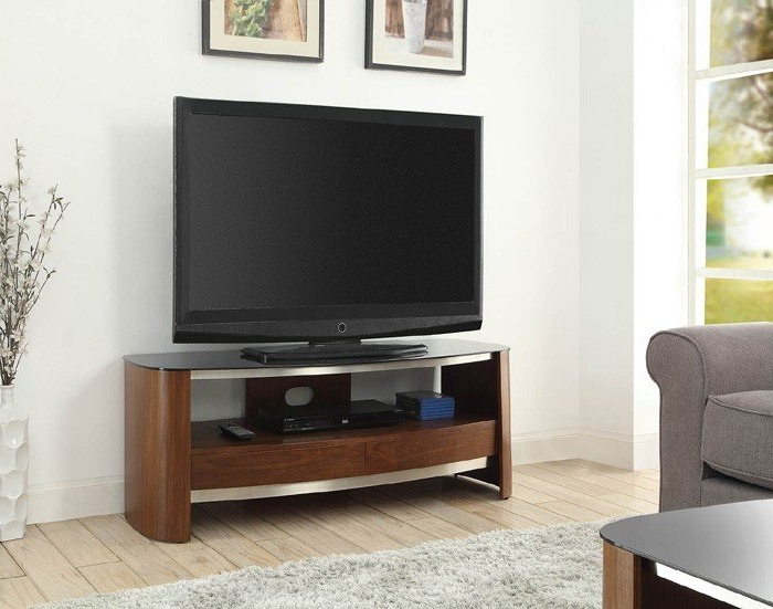 Fashionable 24 Inch Led Tv Stands For Walnut Tv Stands Uk – Walnut Tv Furniture (View 10 of 20)
