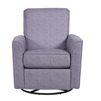 Fashionable Mari Swivel Glider Recliners Throughout Found It At Wayfair – Honor Marie Swivel Glider Recliner Want Dove (View 2 of 20)