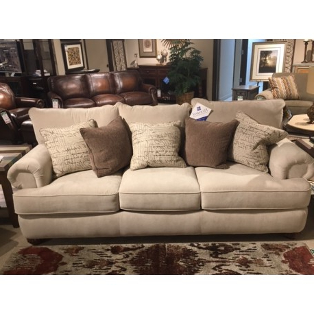 Fashionable Patterson Fabric Sofa – Cedar Hill Furniture In Patterson Ii Arm Sofa Chairs (View 3 of 20)
