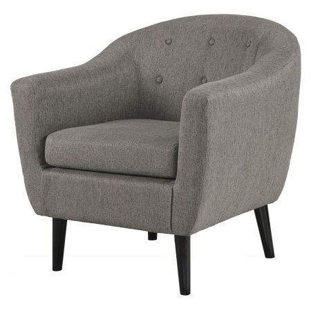 Fashionable Umber Grey Swivel Accent Chairs Regarding Accent Chairs (View 5 of 20)