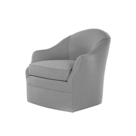 Favorite Aidan Ii Swivel Accent Chairs Throughout Aiden Swivel Free Shipping Small Scale Swivel Chair (View 1 of 20)