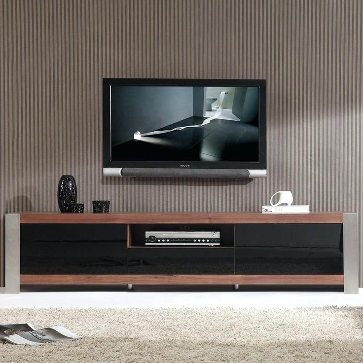 Favorite B Modern Tv Stands Pertaining To Modern Tv Stand B Modern Coordinator Contemporary Stand In Light (View 9 of 20)