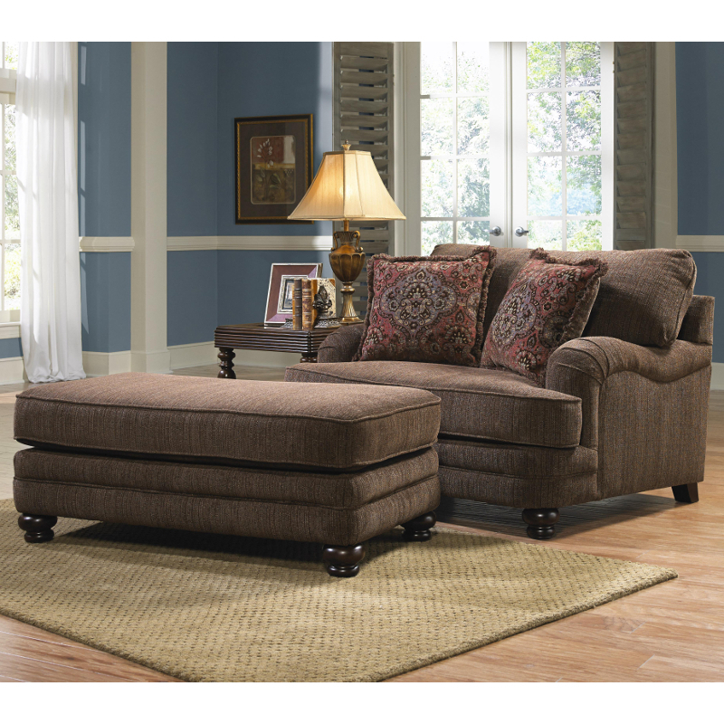 Favorite Brennan Sofa Chairs Pertaining To Jackson Furniture Chairs Brennan 4438 01 (Auburn) (Stationary) From (View 6 of 20)