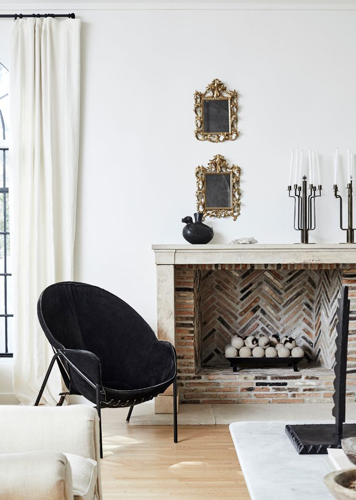 Favorite Liv Arm Sofa Chairs By Nate Berkus And Jeremiah Brent Within Inside Nate Berkus And Jeremiah Brent's Family Home In L.a (View 18 of 20)