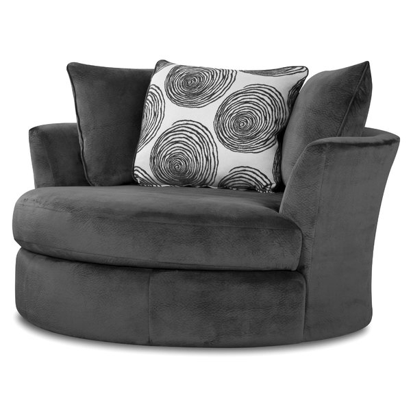 Favorite Twirl Swivel Accent Chairs Throughout Swirl Chair (View 10 of 20)