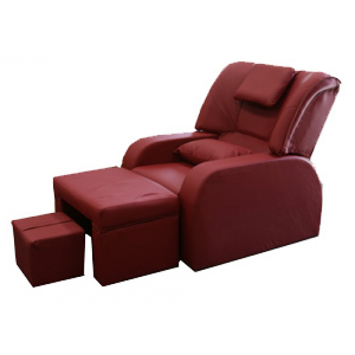 Foot Massage Sofa Chairs Inside Most Recently Released Beauty Salon Furniture – Foot Sofa Bed/ Foot Massage Model # W 25B (View 8 of 20)