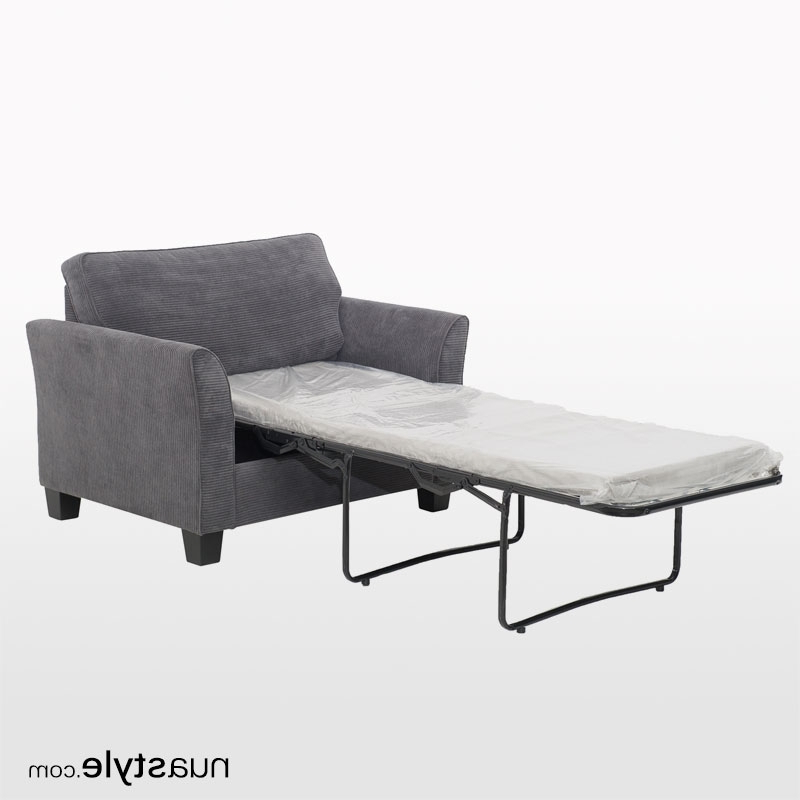 Free Uk Delivery Pertaining To 2018 Single Chair Sofa Bed (View 2 of 20)
