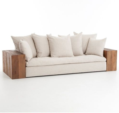 Featured Photo of Loft Arm Sofa Chairs