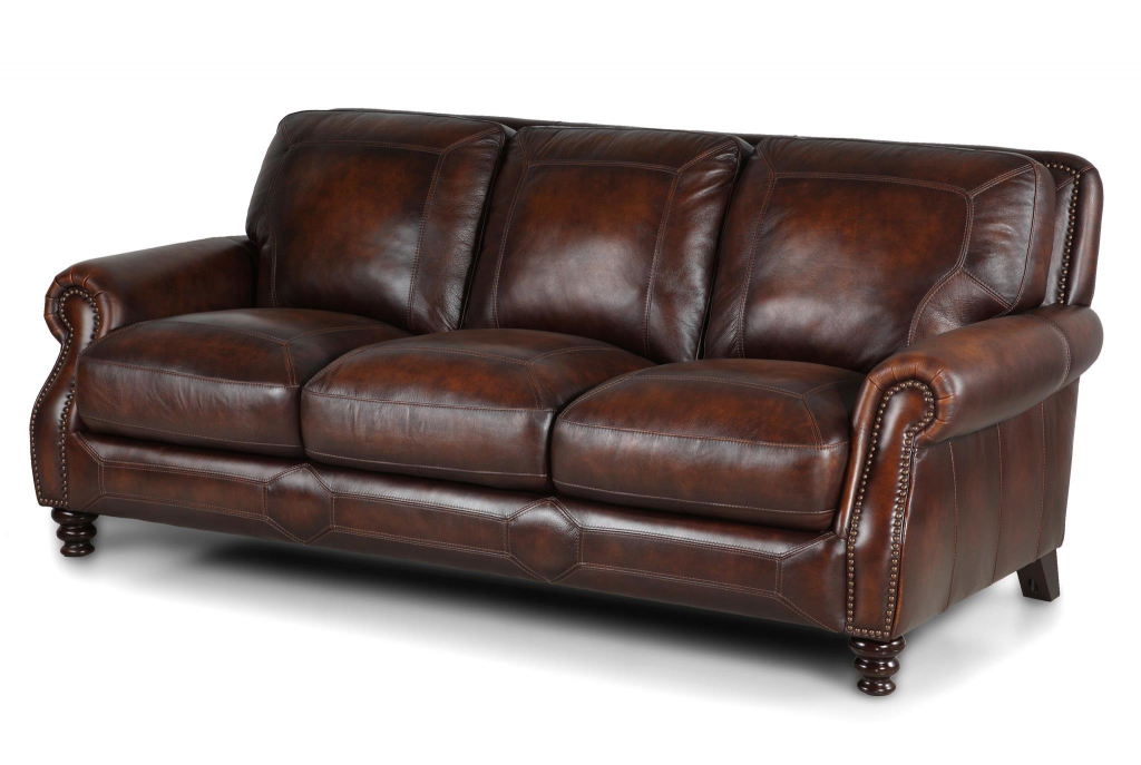Furniture: Sofa Leather Beautiful Grandin Leather Sofa Living Spaces Within Well Liked Grandin Leather Sofa Chairs (View 8 of 20)